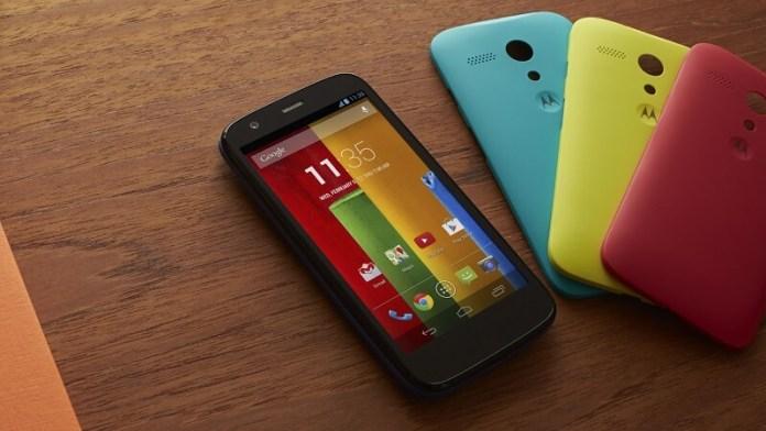 Motorola Moto G Android