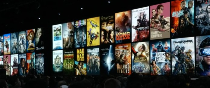 Apple TV WWDC 2018 tvOS