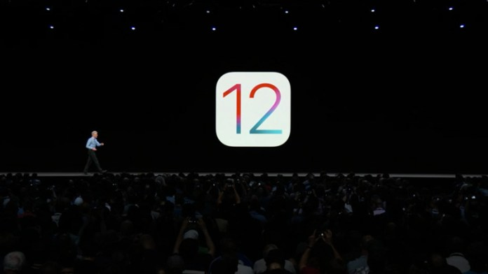 Apple iOS 12 revelado oficialmente. Eis as novidades