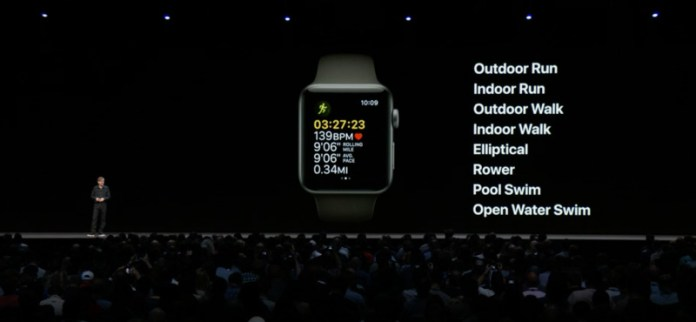 Apple watchOS 5.0 Apple Watch WWDC