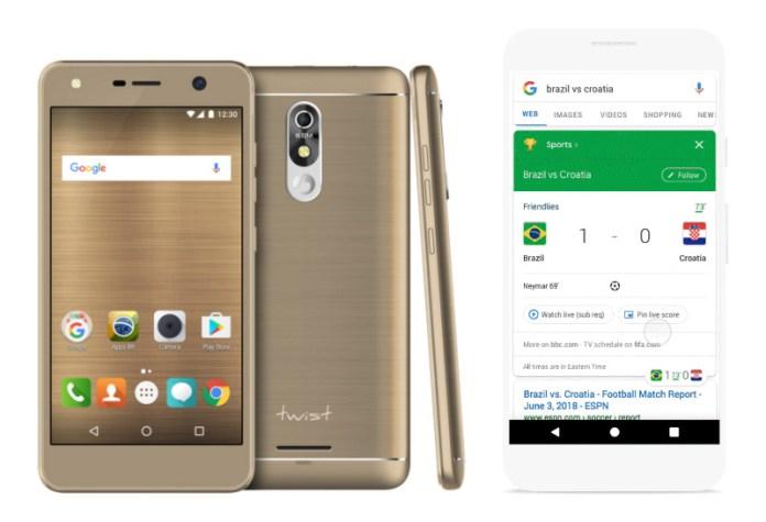 Google Android Go Brasil