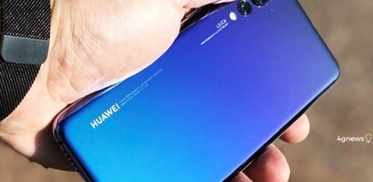 Huawei P20 Pro Android Oreo Google