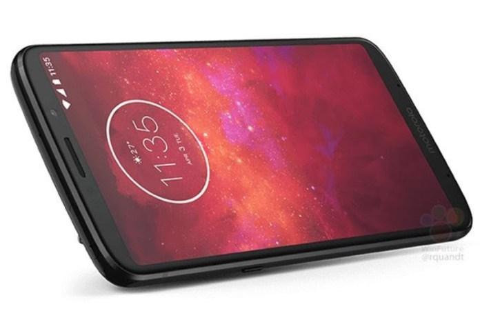 Motorola Moto Z3 Play Sanpdragon 660 Qualcomm