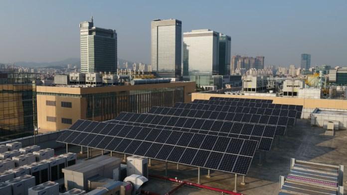 Samsung eficiência energética Android energia