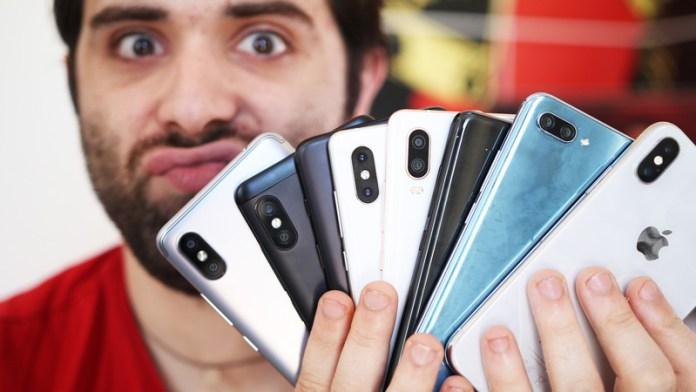 Apple iPhone 8 domina os smartphones mais vendidos em maio