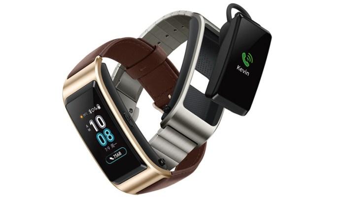 Huawei Talkband B5: Trackband anunciada oficialmente