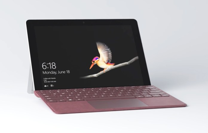 Microsoft Surface Go: Chegou o concorrente ao iPad da Apple