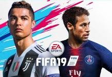FIFA 19 PES 2019 Konami EA 4gnews sondagem