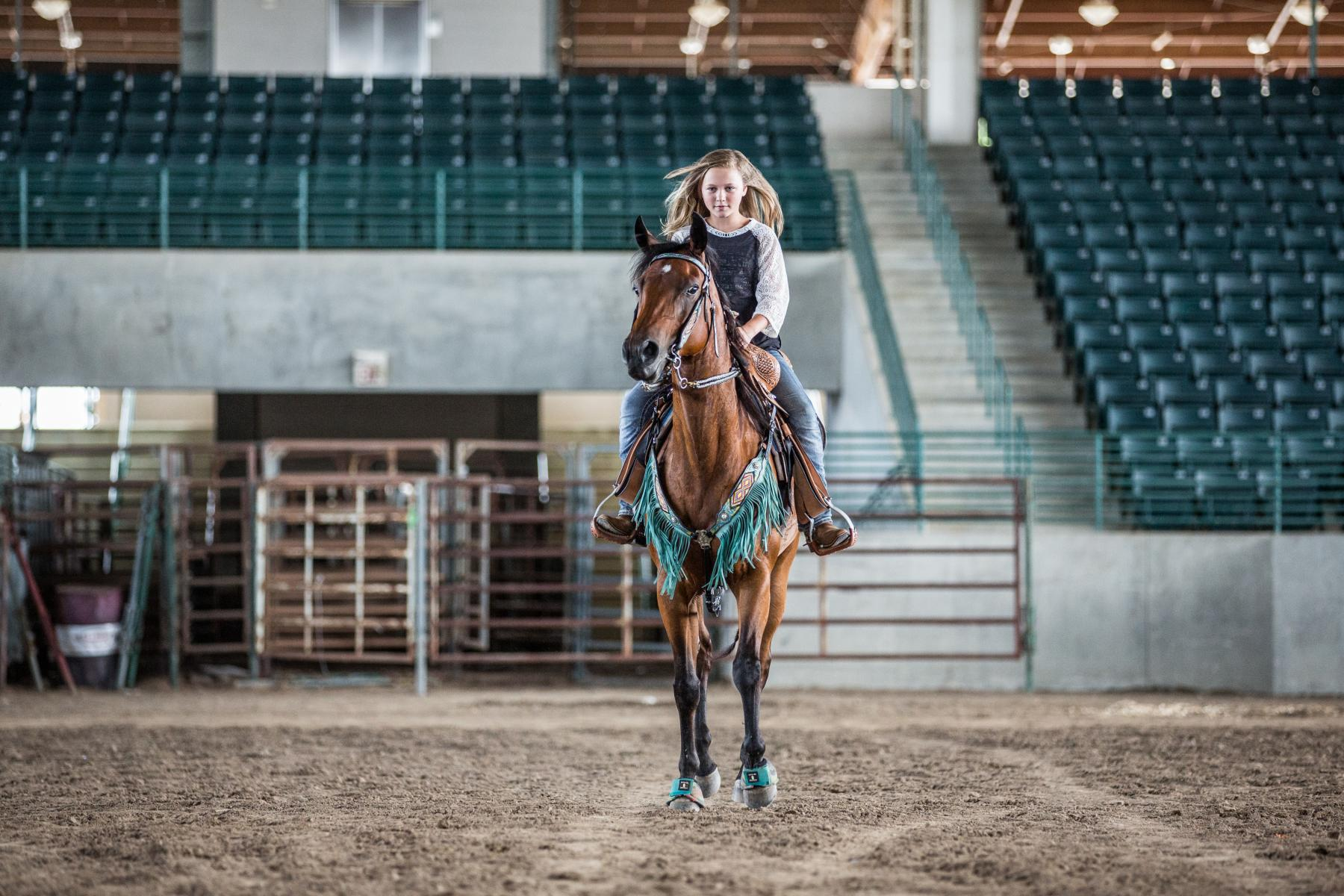 State 4 H Horse Exposition