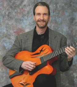 Guitarist, Nick DiGennaro