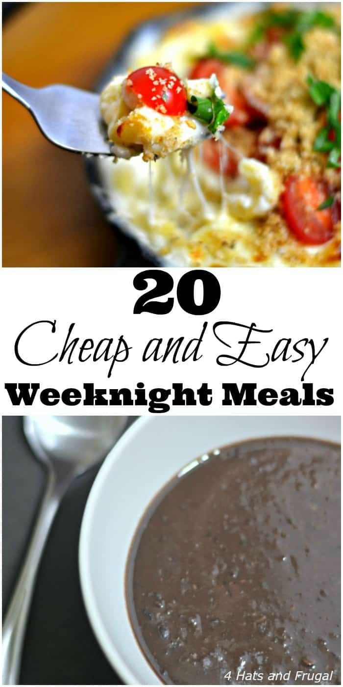 Cheap And Easy Meals