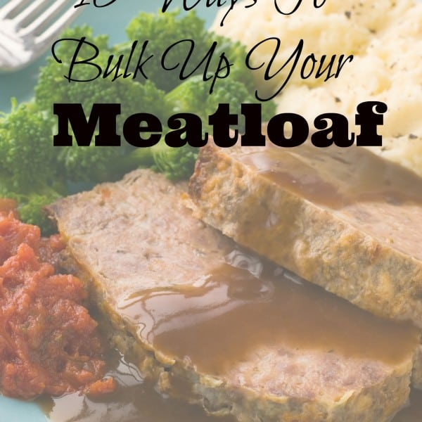 Meatloaf dating