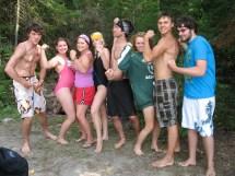 Barefoot Summer Camp Girls