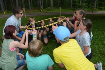 learn teambuilding skills