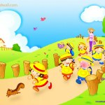 Free download cartoon wallpapers