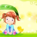 cute cartoon for kids