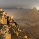 russians climb pyramids