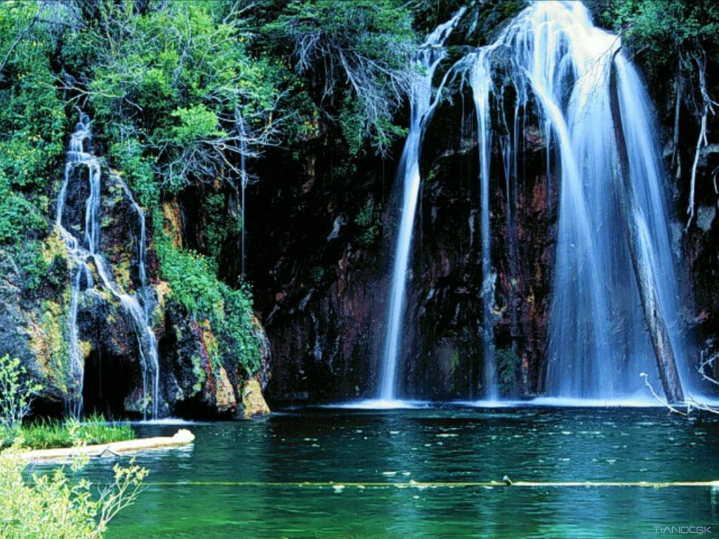 Waterfalls Attractive HD Wallpapers