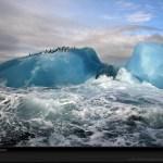 ice water unique wallpaper
