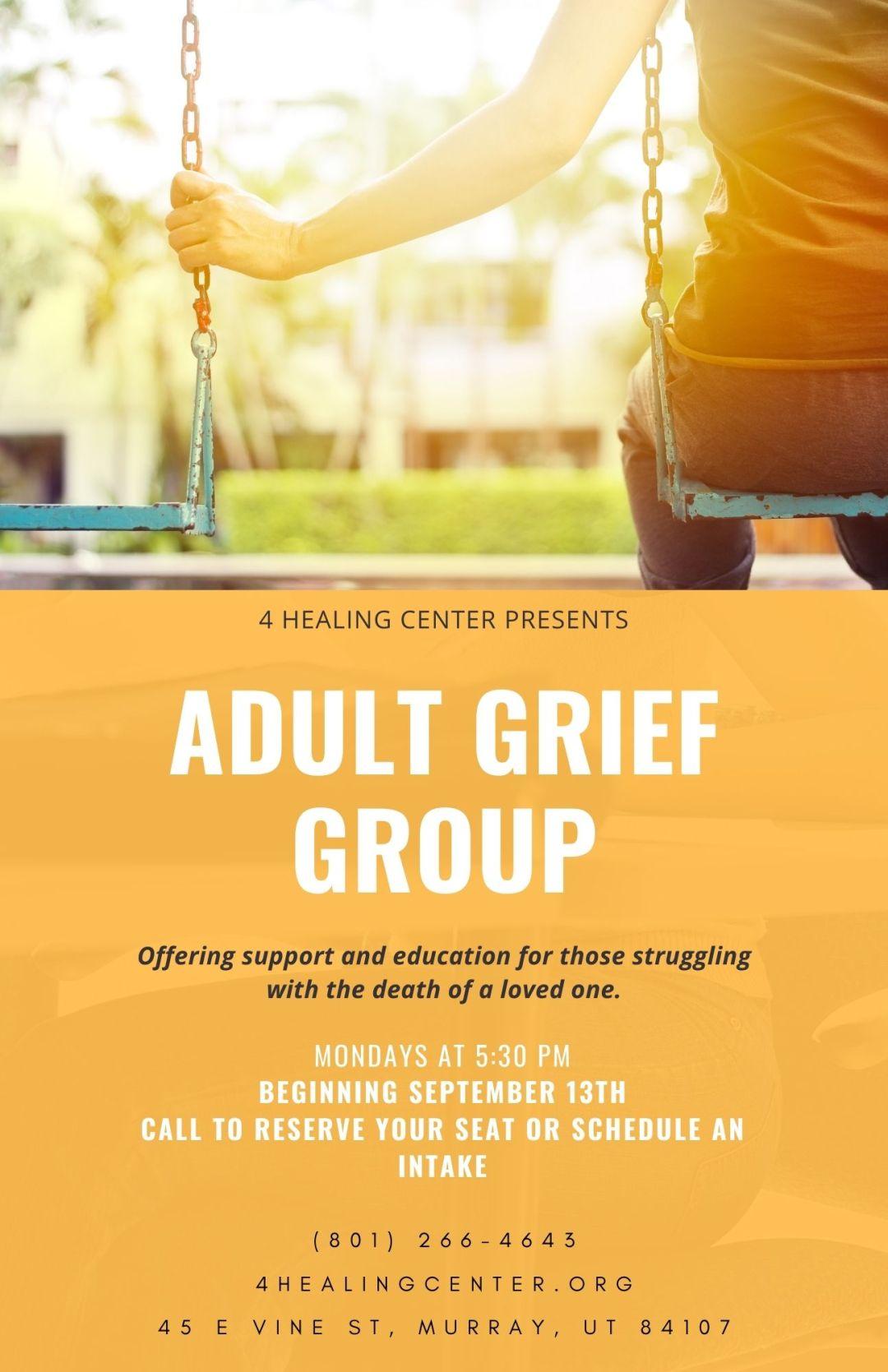 Grief Group Utah