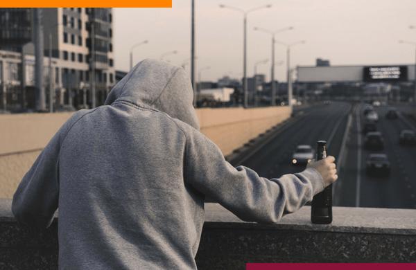 Estudo mostra ligação entre álcool e suicídio