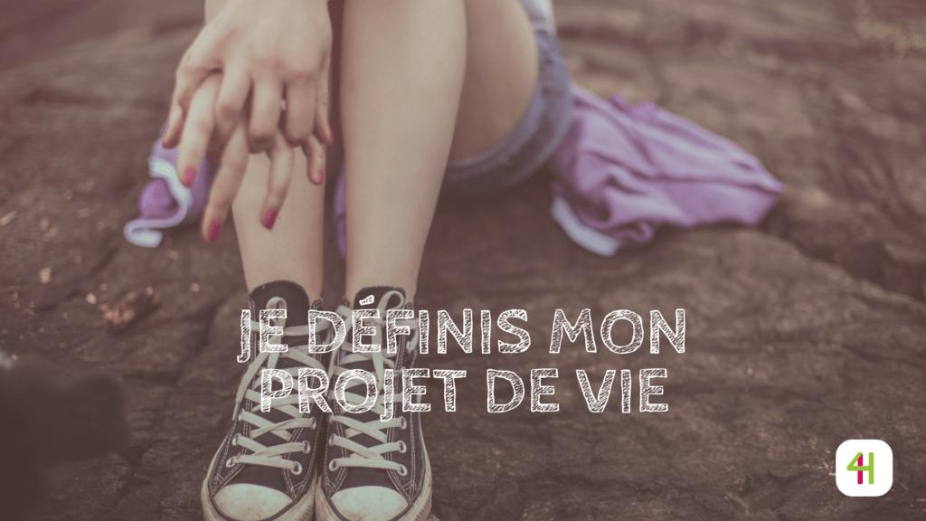« Je définis mon projet de vie » Stage Ados – 4 et 5 janvier 2019 -  Woluwé Saint Pierre – Belgique