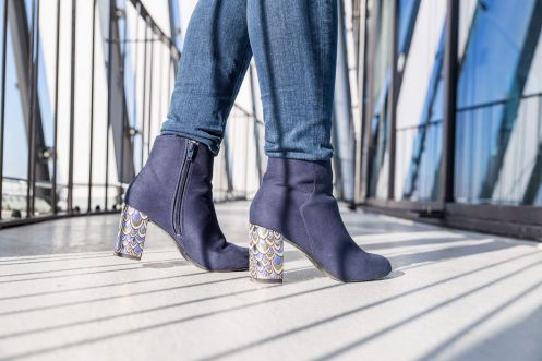 bottines-bleues-la-redoute