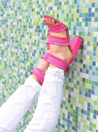 00 - Pink-Fringe-Heels