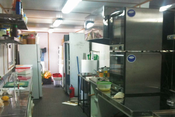 4news  Abril 2011  Container cocina mdulos para todos los gustos
