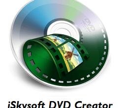 iSkysoft DVD Creator 6.1.0.72 Crack Plus Key Download | 4HowCrack