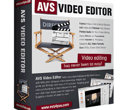 AVS Video Editor 9 Full Crack