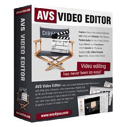 AVS Video Editor 9 Full Crack