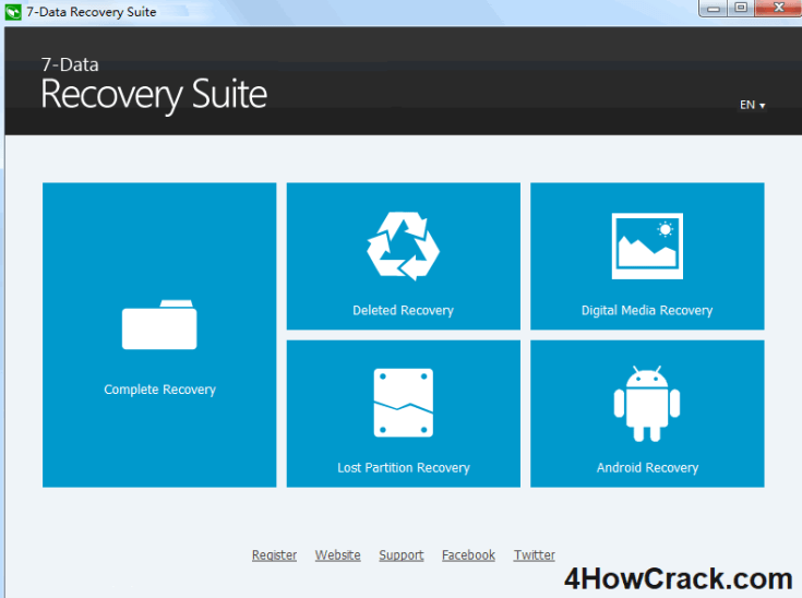 7-Data Recovery Suite Serial key