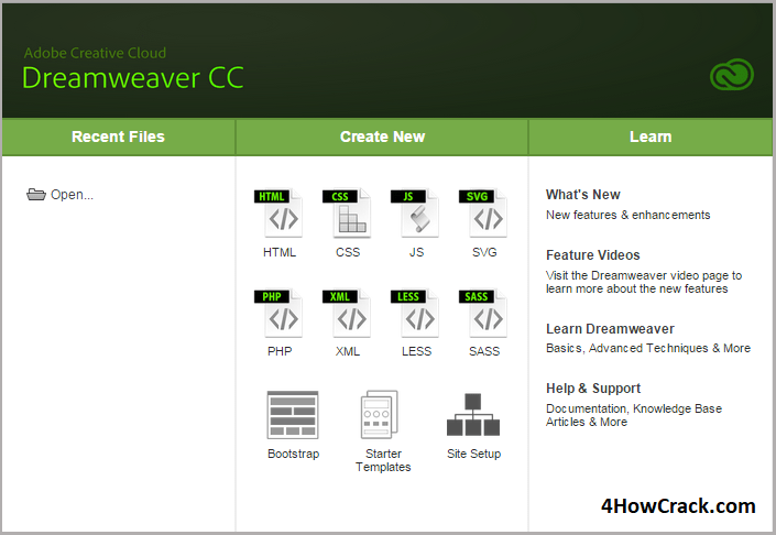 Adobe Dreamweaver CC Full Version Free Download