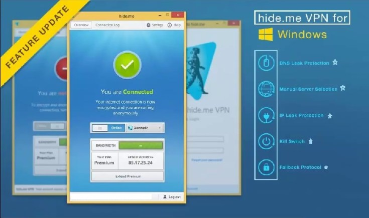 Hide.me VPN Serial Key