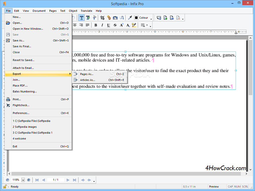 Infix Pdf Editor Serial