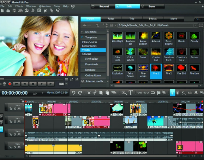MAGIX Movie Edit Pro Serial Key
