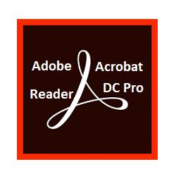Adobe Acrobat Reader DC Pro Crack