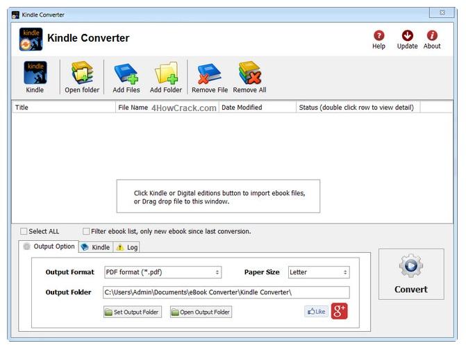Kindle Converter Serial Number