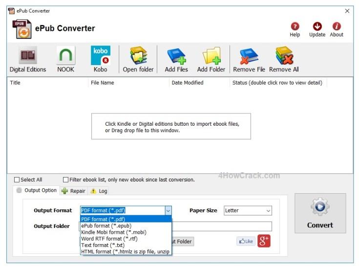ePub Converter Serial Number Download