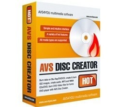 AVS Disc Creator Crack