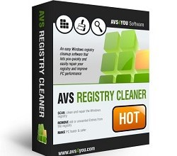 AVS Registry Cleaner Crack