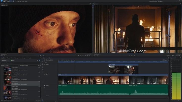 HitFilm Pro Serial Key