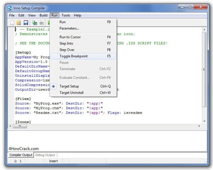 Inno Setup Compiler License Key