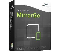 Wondershare MirrorGo Crack