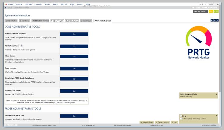 PRTG Network Monitor License Key