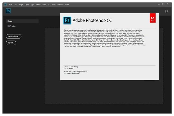 Adobe Photoshop CC Full Version Crack