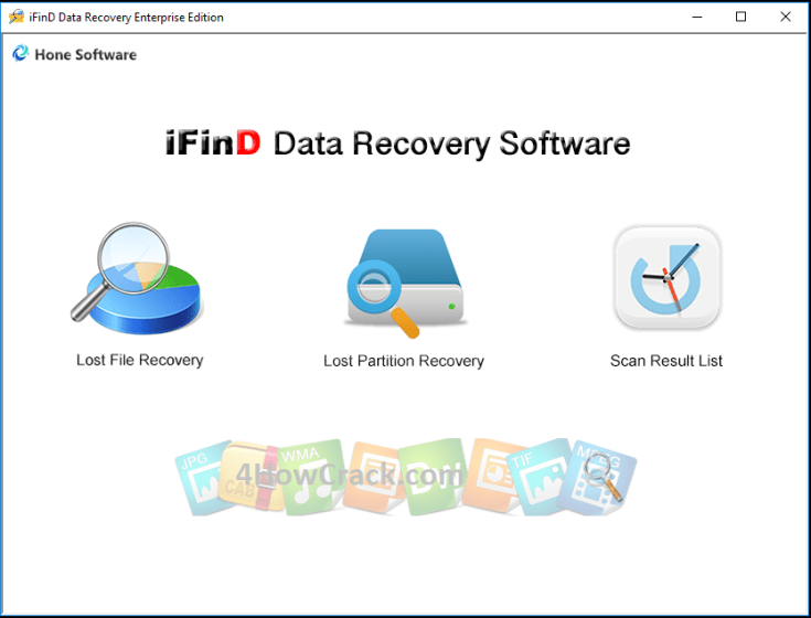 iFind Data Recovery Enterprise Registration Code