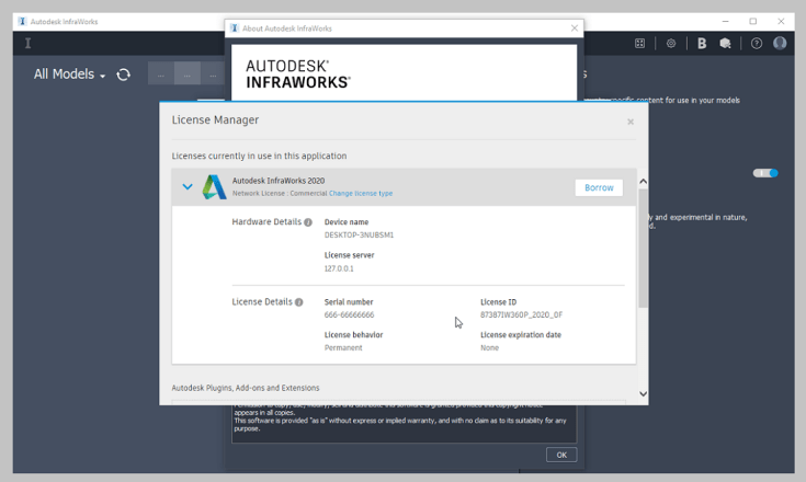 Autodesk InfraWorks Crack Full Version