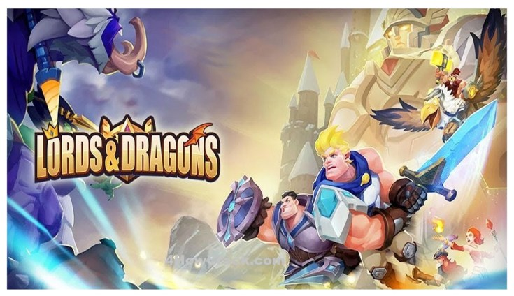 Lords & Dragons Dungeon Raid MOD APK For Free
